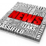 words about press releases and news